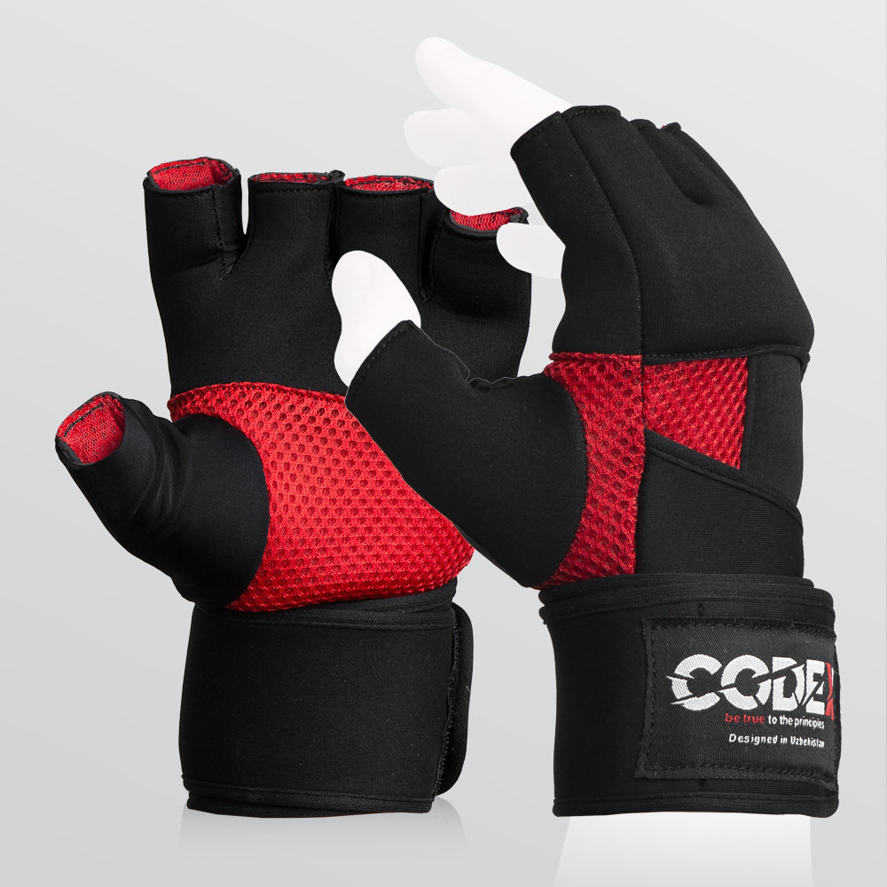 Boxing Gel Mitts For Wrapping