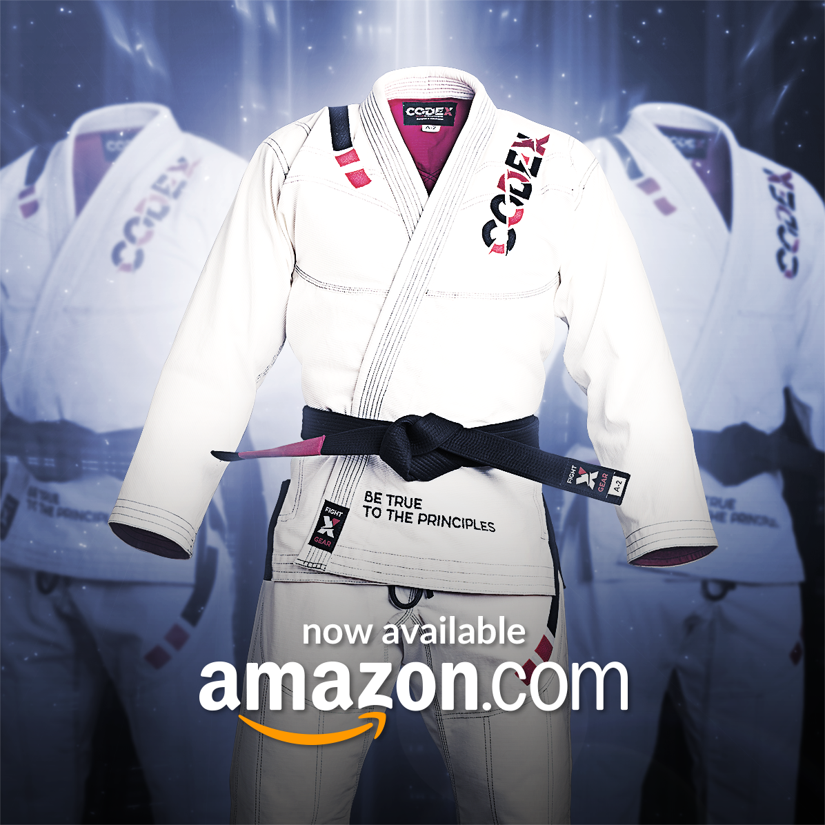 Codex Fight Gear BJJ GI on Amazon!