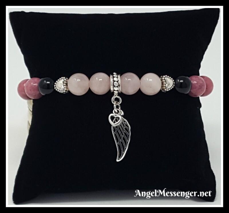 Guardian Angel Love Bracelet
