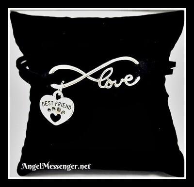 Infinity Love Best Friend Bracelet