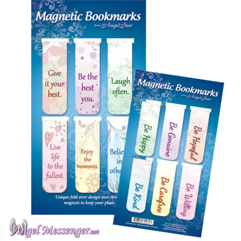 Be Magnetic Bookmark