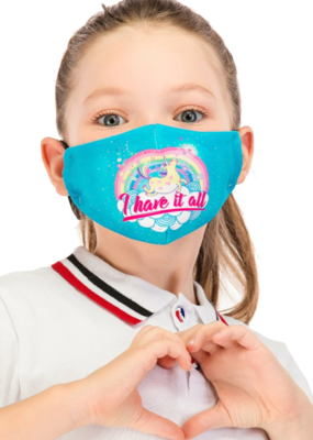 Adjustable Face Masks for Children (with filters)