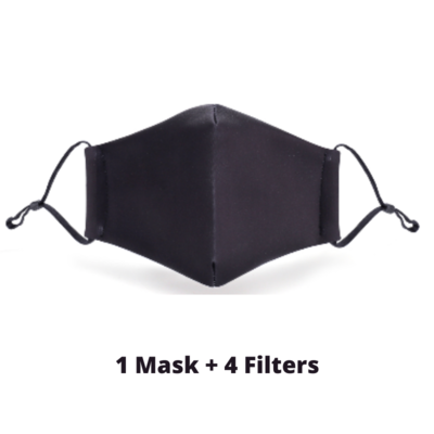Adjustable Face Masks (with filters)