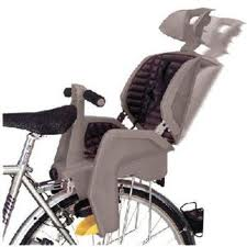 "Unisex 26"" inch Adult Bike with Child Seat"