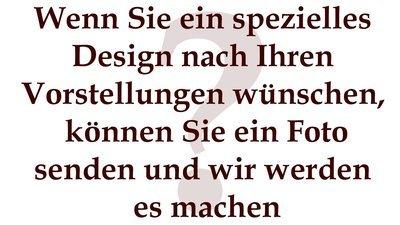 Spezielles Design