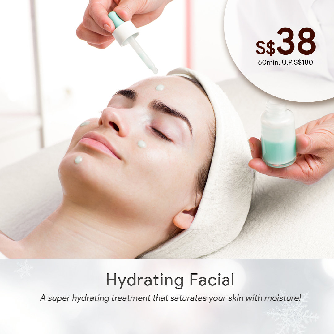 Hydrating Facial First Trial 0007