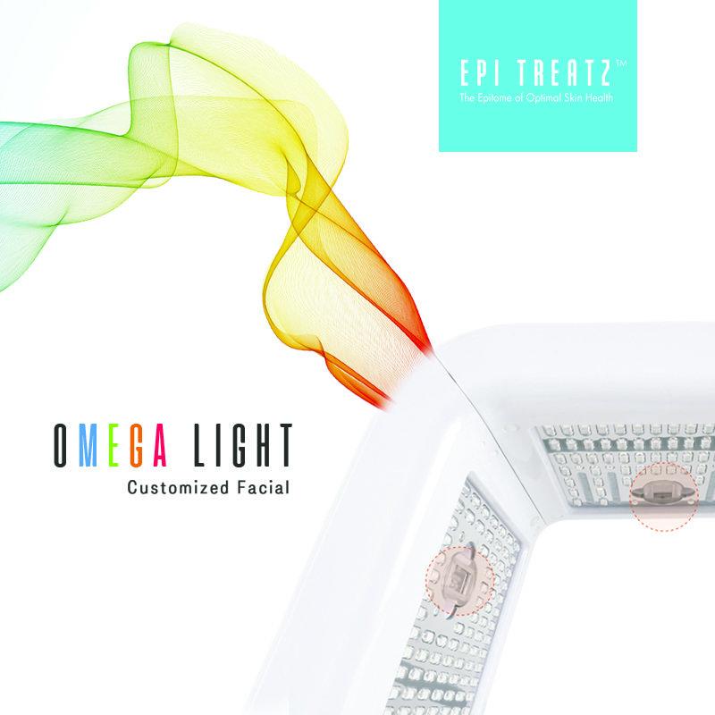 60min Omega Light Customized Facial First Trial (U.P.$200) 0011