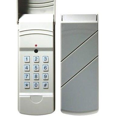 Charmant Dolphin Wireless Garage Door Keypad, 300/310MHz
