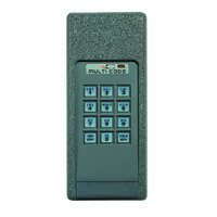 420001 Multi-Code Wireless Keypad