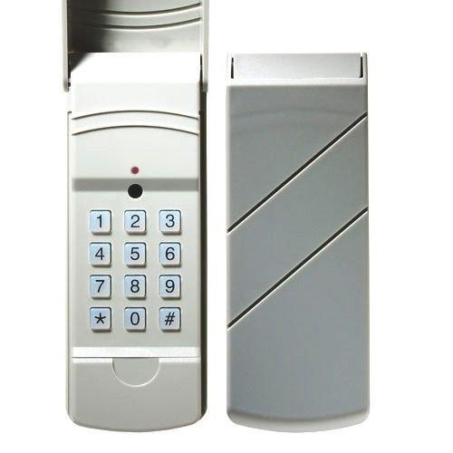 Dolphin Wireless Garage Door Keypad, 300/310MHz