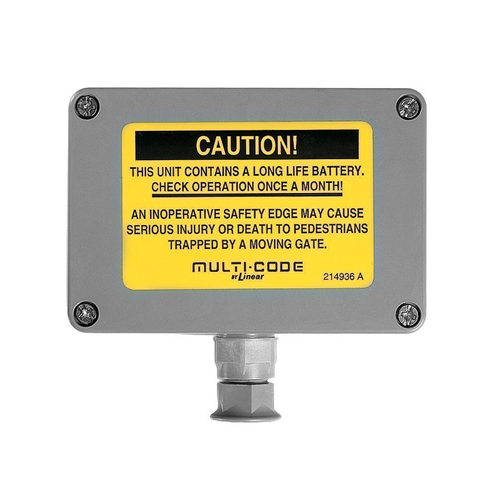 Multi-Code 3022 10 300 Gate Safety Edge Transmitter