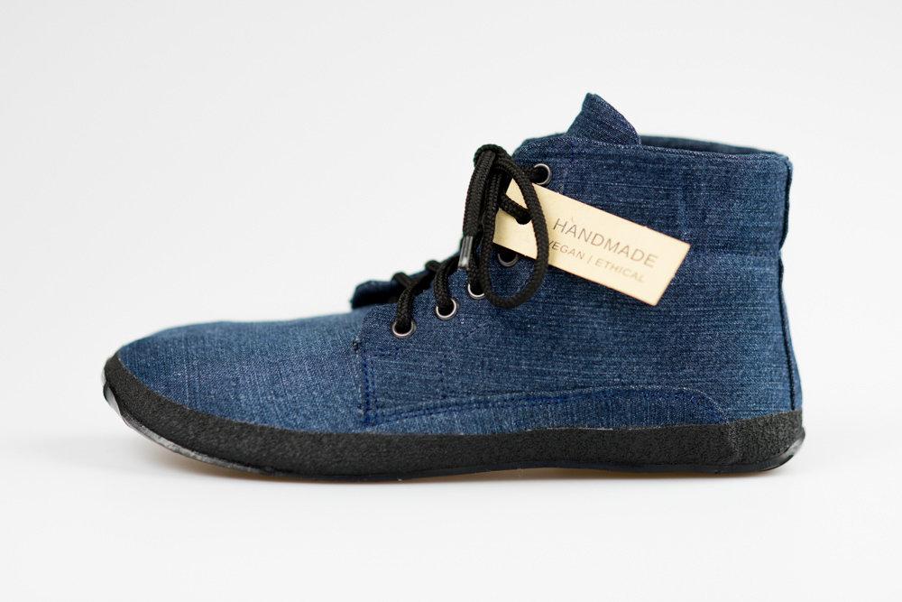 Jeans halfhoog  - maat 40