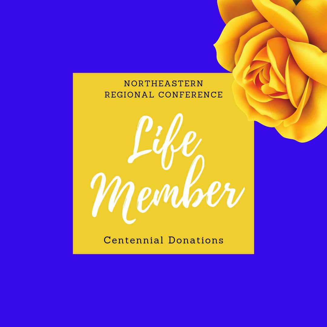 Life Member Centennial Donations