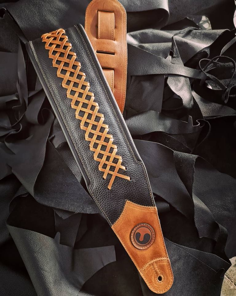 "Trillash 4""  (Padded, Genuine Leather) 00007"