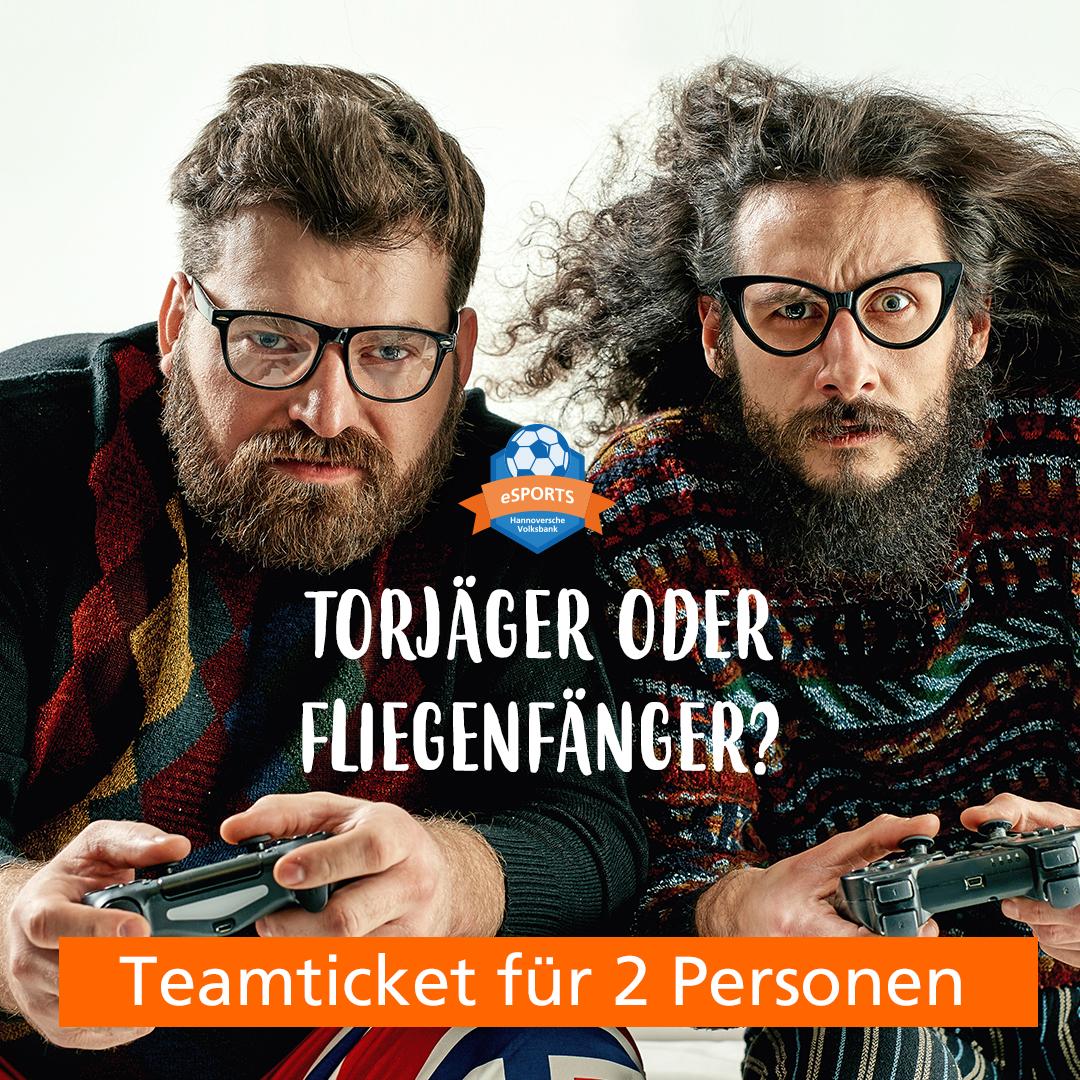 FIFA 20 Turnier - Hannoversche Volksbank  // 26.10.2019 // Playstation 4 - 2vs2