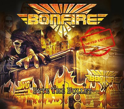 CD - BONFIRE