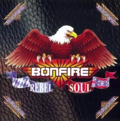 BONFIRE - Rebel Soul - CD Jewelcase