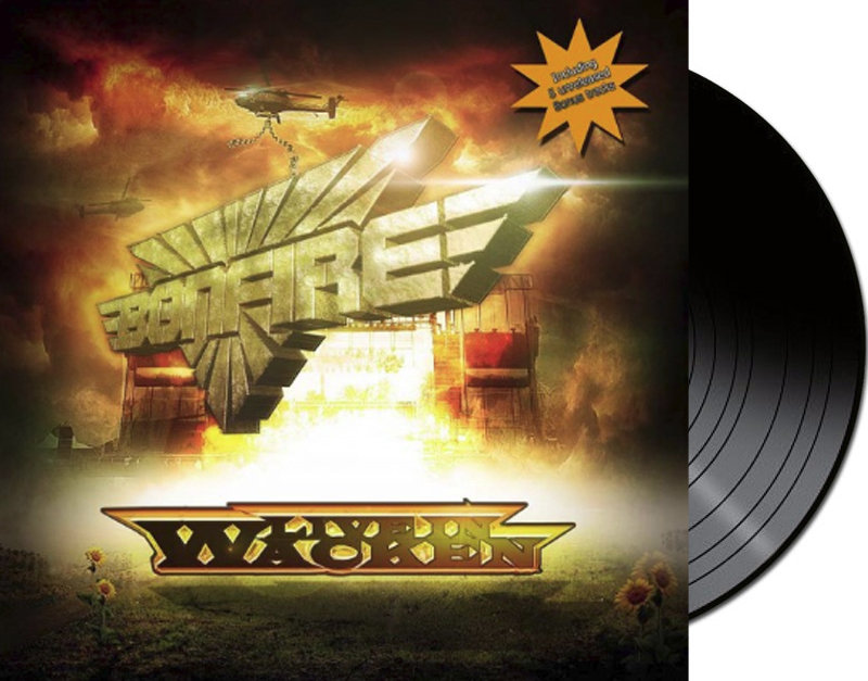 BONFIRE - Live In Wacken - Vinyl