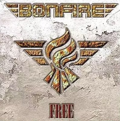 BONFIRE - Free - CD Jewelcase
