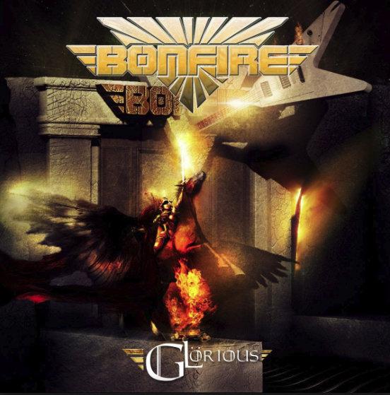 "BONFIRE ""Glörious"" CD Digipack"