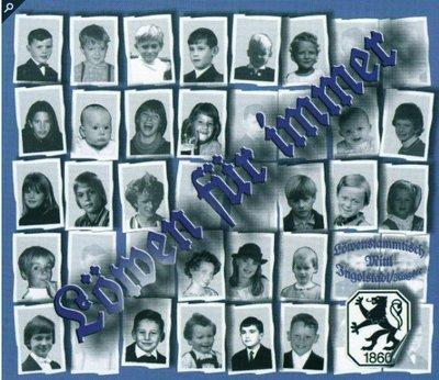 Bonfire – Löwen Für Immer - CD Single