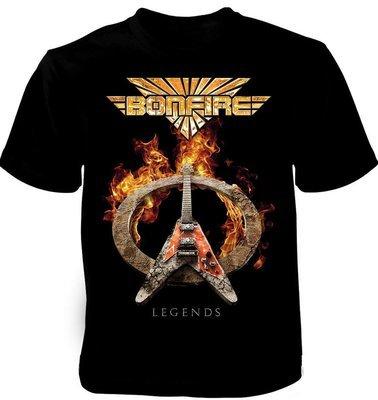 T-Shirt BONFIRE