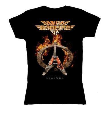 Girlie Shirt BONFIRE