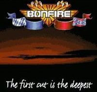 Bonfire ‎– The First Cut Is The Deepest - CD Single