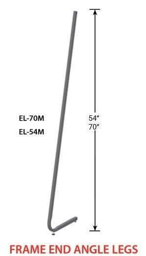 Frame End Angle Legs 14264