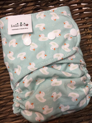 Snap In One-Ducks (Newborn)