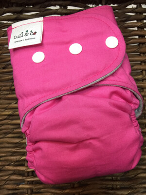 Snap In One-Candy Pink (One Size)