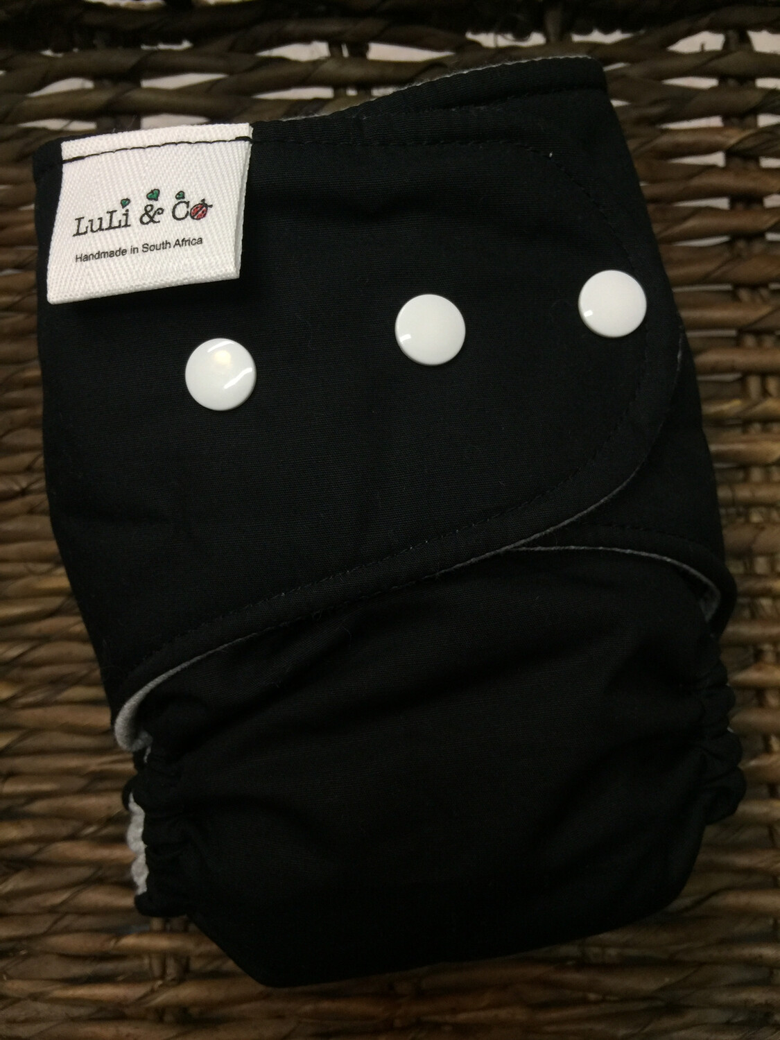 Snap In One-Black (One Size)