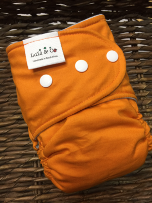 Snap In One-Burnt Orange (One Size)