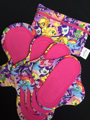 Deluxe Ladycloth -MLP-Large