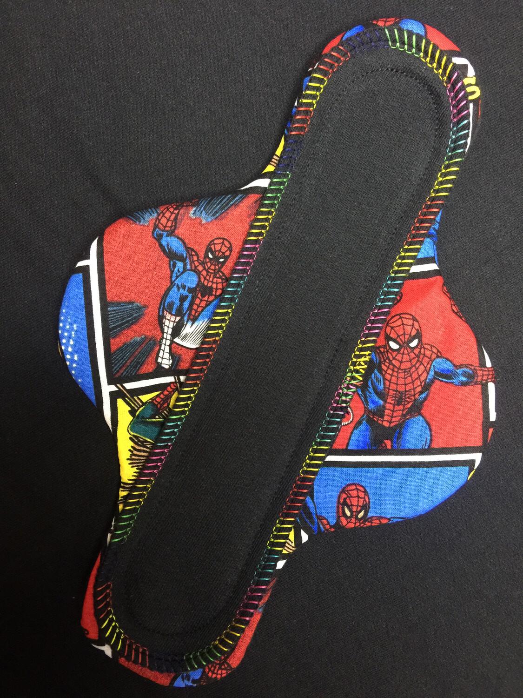 Slimline Deluxe-Spiderman-Large
