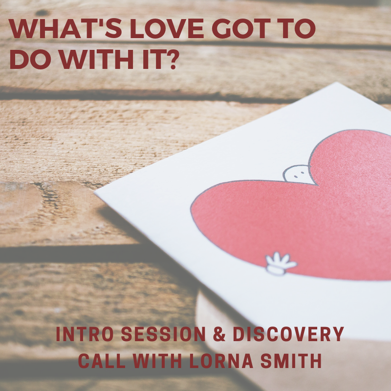 Free discovery call plus 50% off an introductory session with Lorna Smith ($150 value) 00005