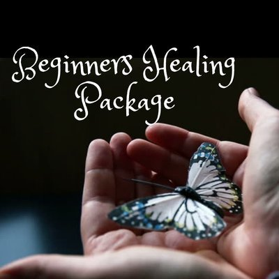 Beginners Healing Package