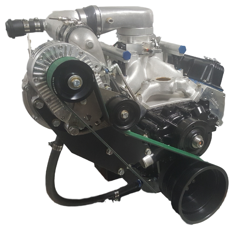 Forced Induction Crate Engines