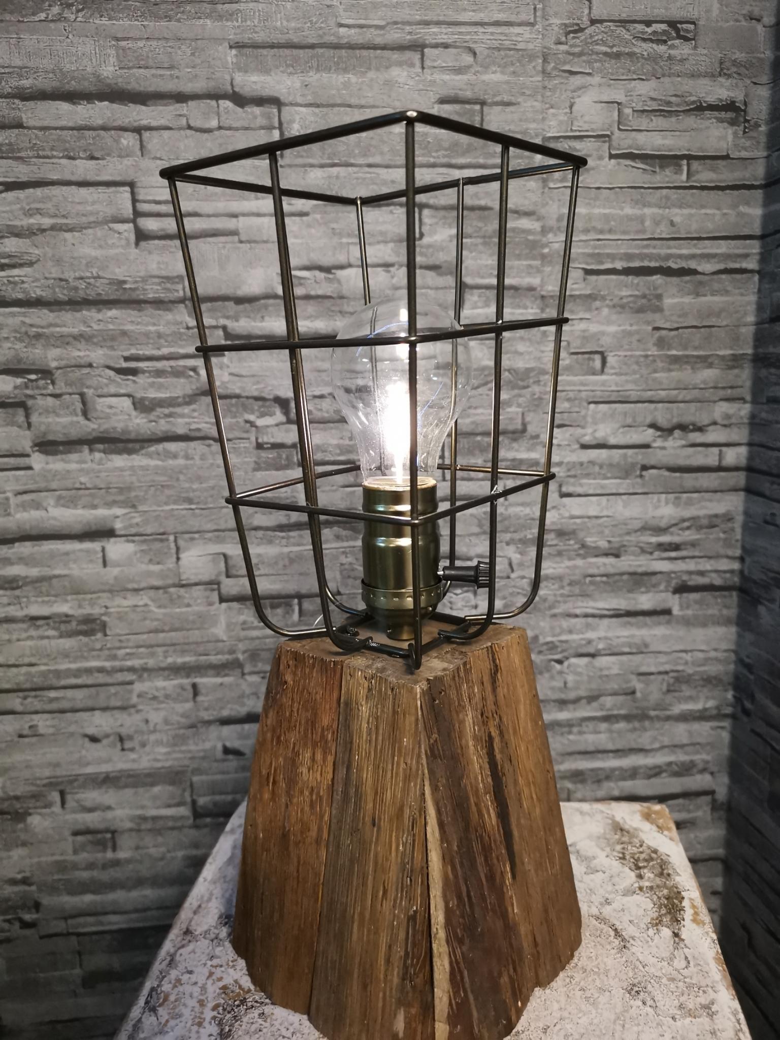 LED kooilamp op batterijen 01776