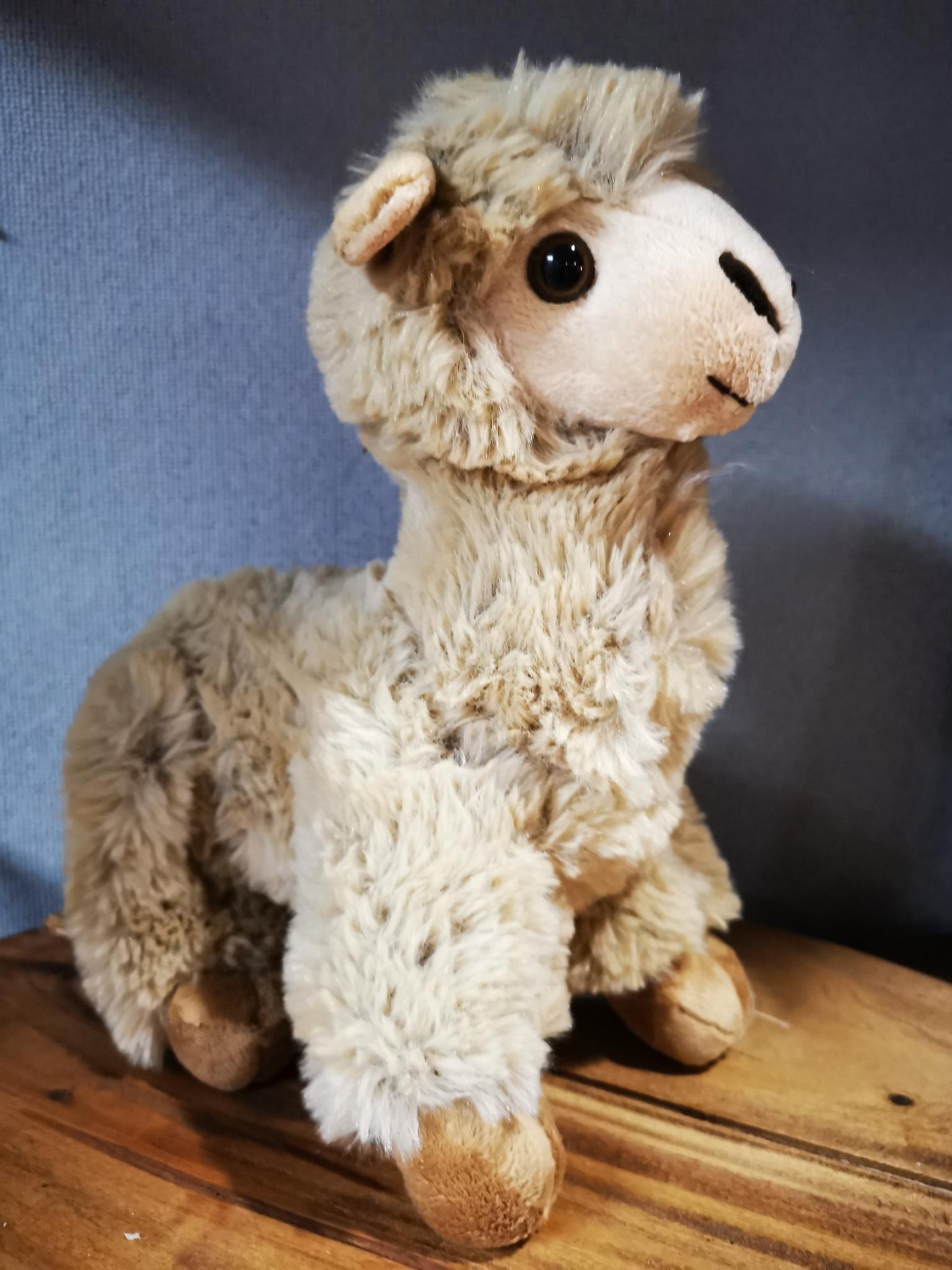 Knuffel alpaca 01983