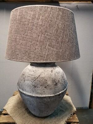Tafellamp Creme incl kap