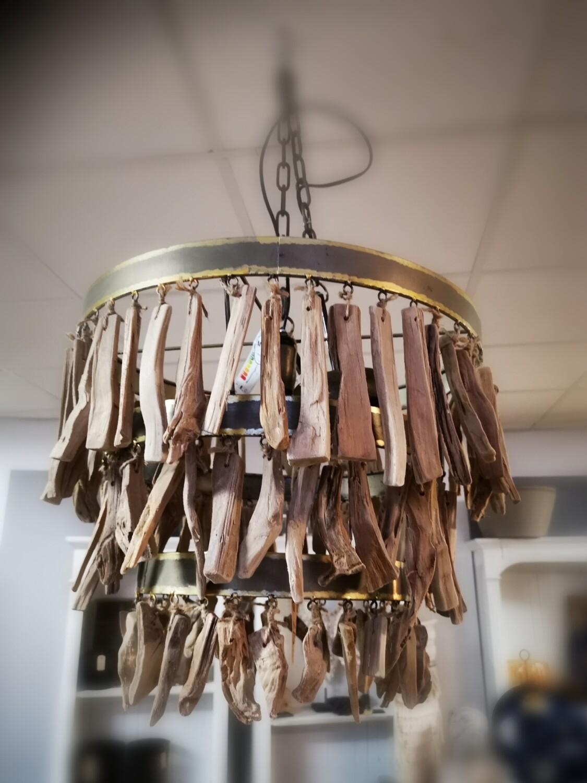 Hanglamp driftwood