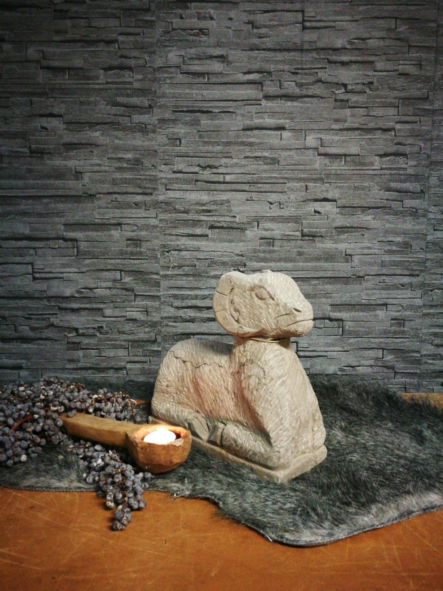 Stenen ram groot 00075