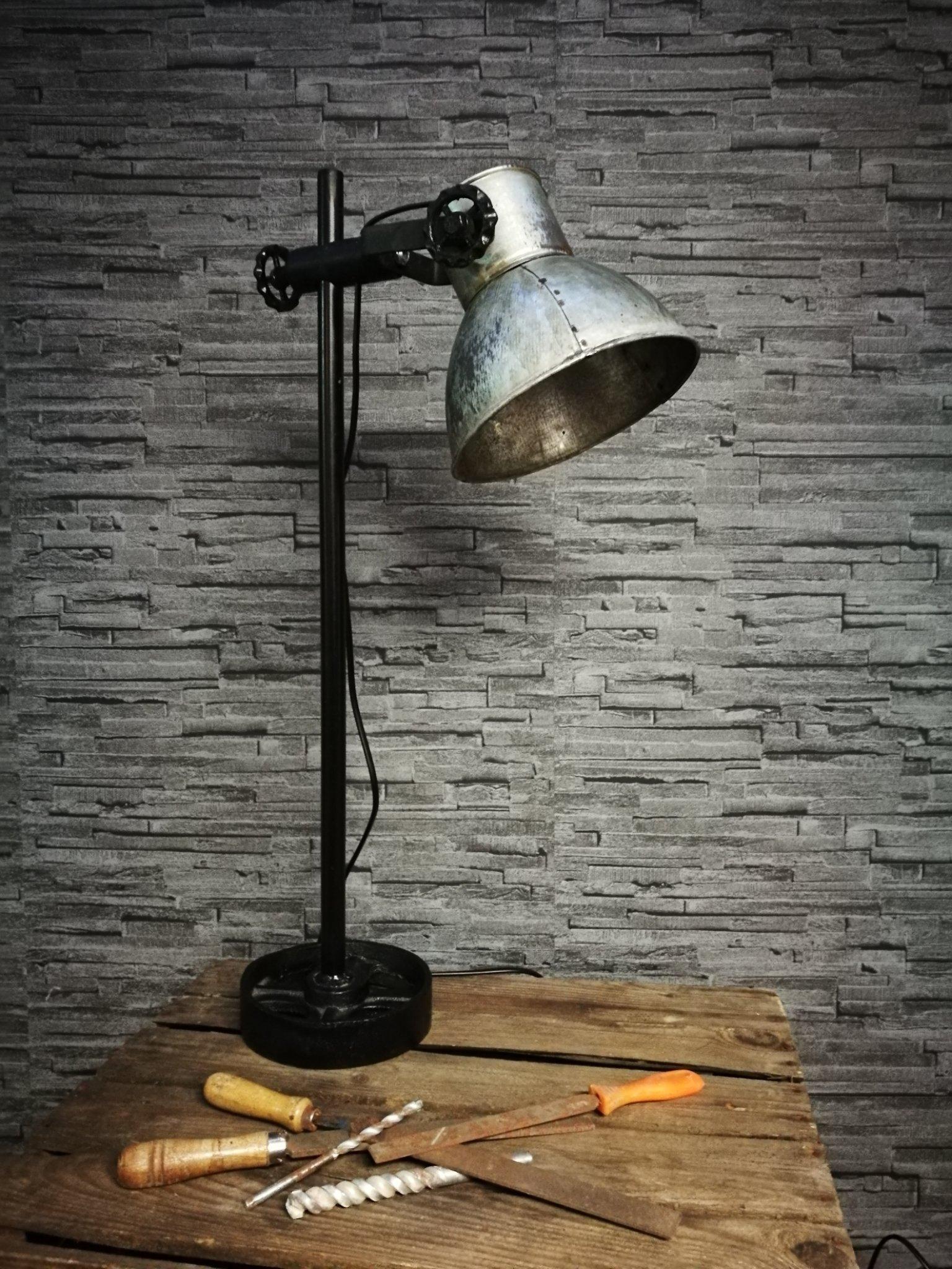 Tafellamp industrie Vince 00077