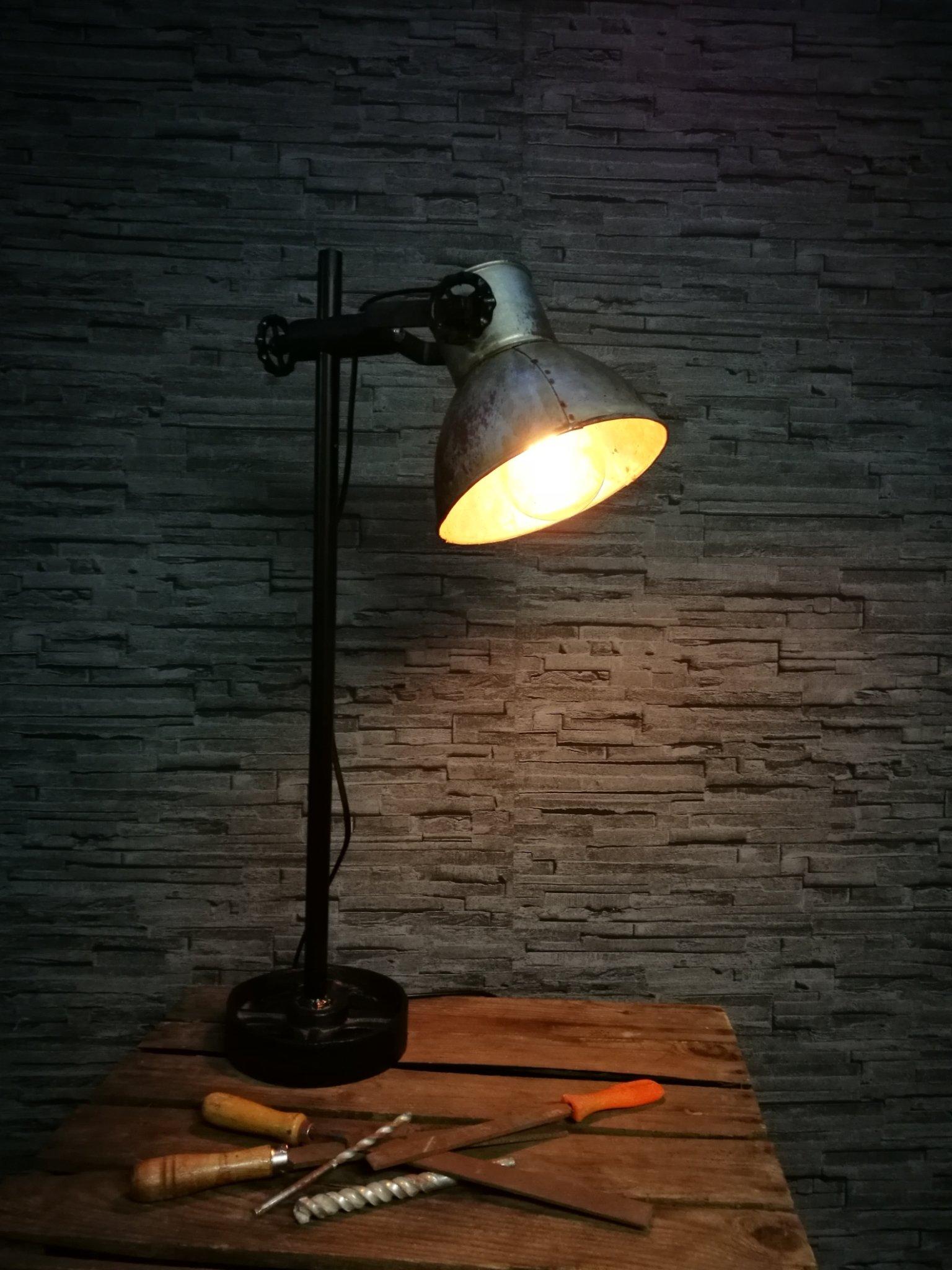 Tafellamp industrie Vince