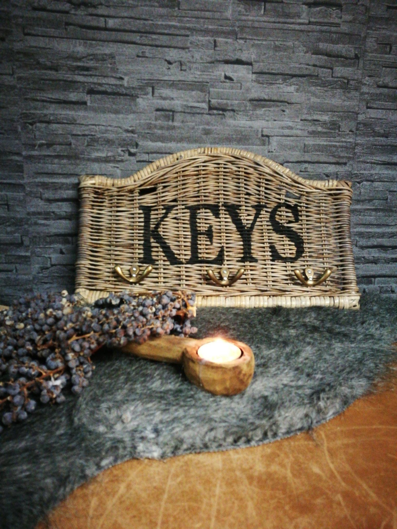 """Sleutelrekje """"keys"""" 00379"""