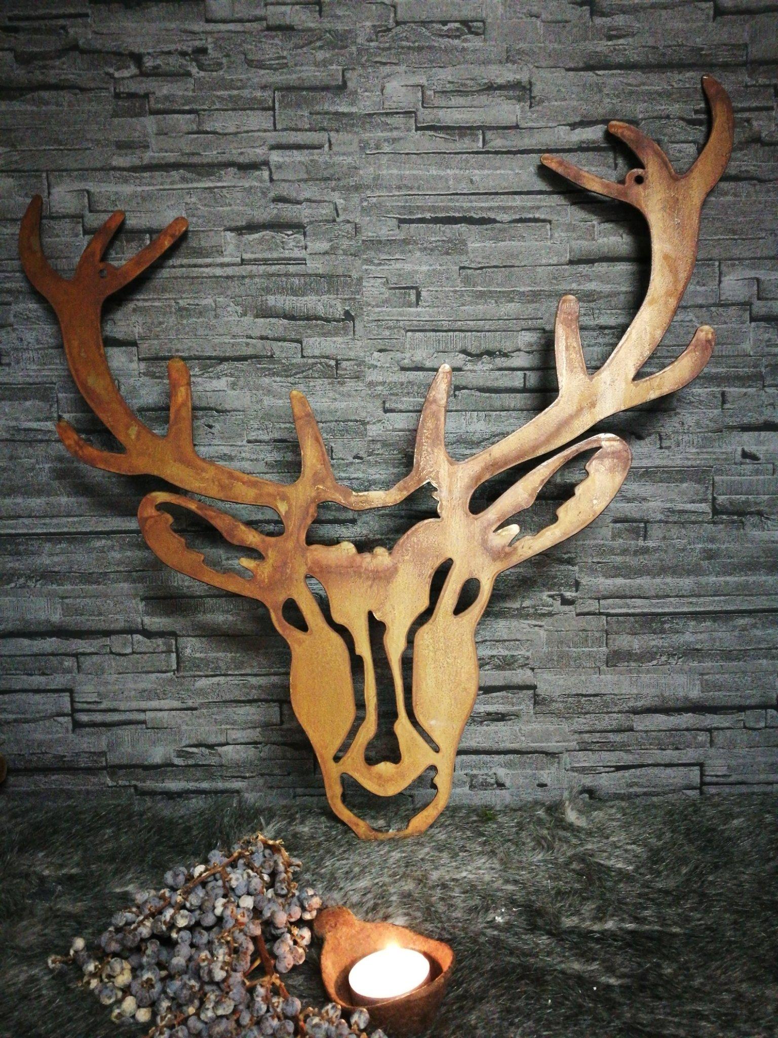 Hert hangend roest 00422
