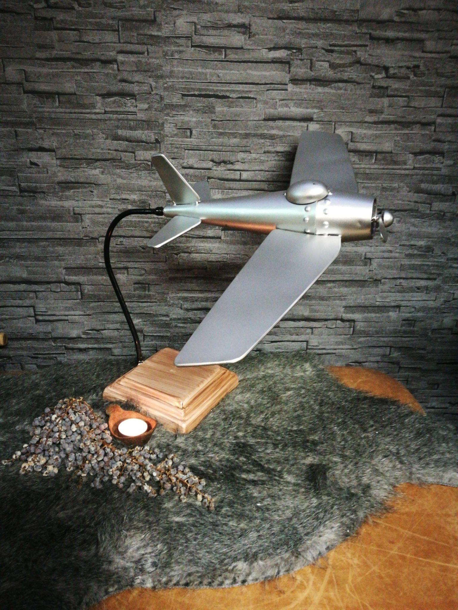 Vliegtuig op voet 00433
