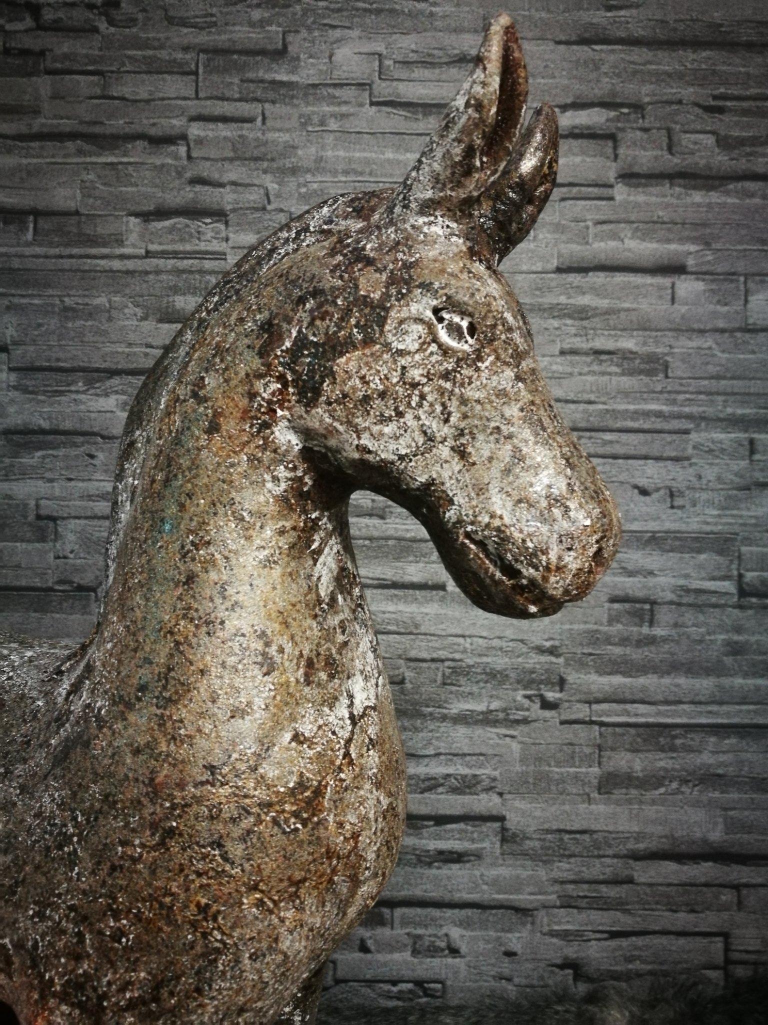 Stenen paard
