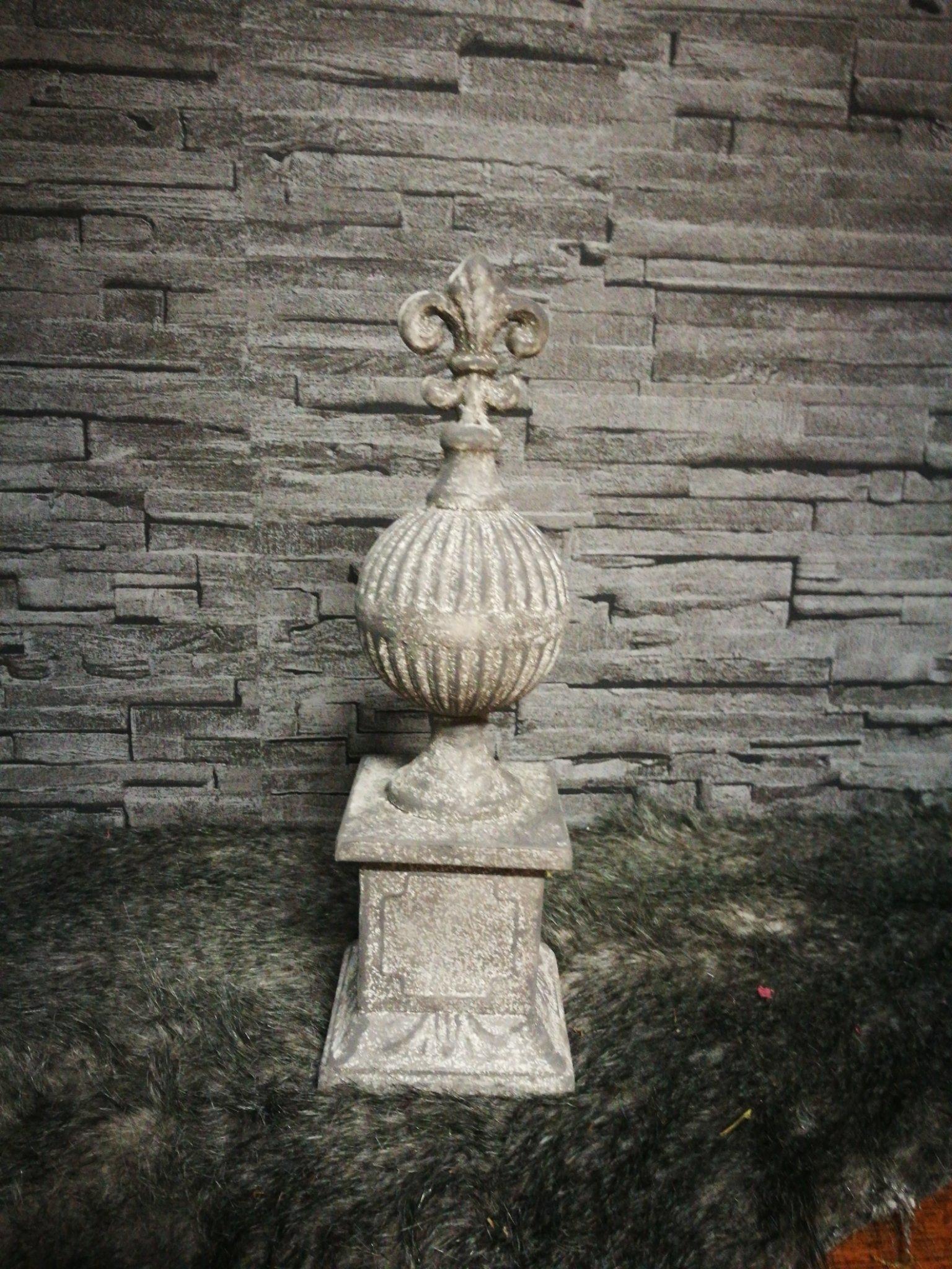 Ornament franse lelie 00484